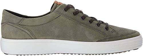 ECCO Men's Soft 7 Fashion Sneaker,Wild Dove grey,46 EU / 12-12.5 US