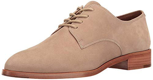 Frye Women's Erica Oxford, Taupe, 8.5 M US