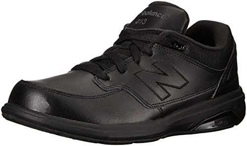 New Balance Men's MW813 Walking Shoe-M Walking Shoe, Black, 16 6E US