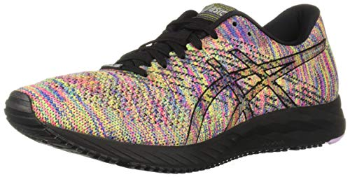 ASICS Women's Gel-DS Trainer 24 Running Shoes, 8.5M, Multi/Black