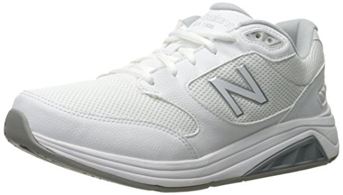 New Balance Men's Mens 928v3 Walking Shoe Walking Shoe, White/White, 10.5 2E US