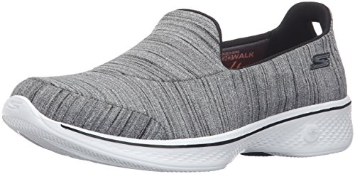 Skechers Performance Women's Go Walk 4 Satisfy Walking Shoe