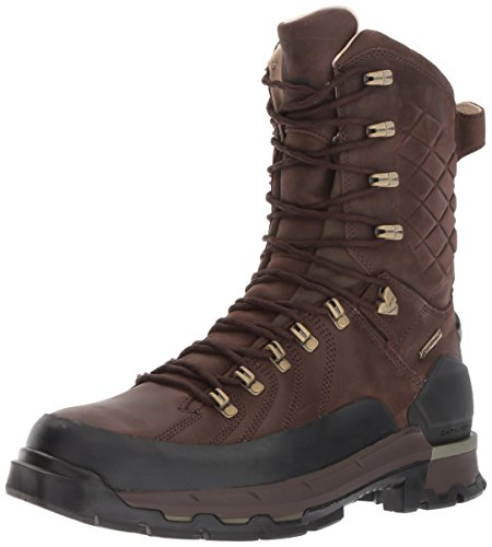 Ariat Men's Catalyst Defiant 10' Gtx 400G Work Boot, Bitter Brown, 12 D US