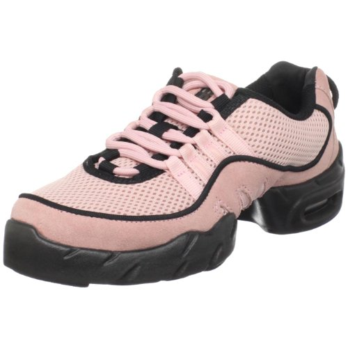 Bloch Boost DRT MESH Sneaker, Pink, 4 X(Medium) US