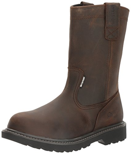 Wolverine Women's Floorhand Waterproof 10' Soft Toe Work Boot