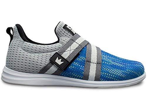 Brunswick Versa Blue/Silver Ladies Size 8