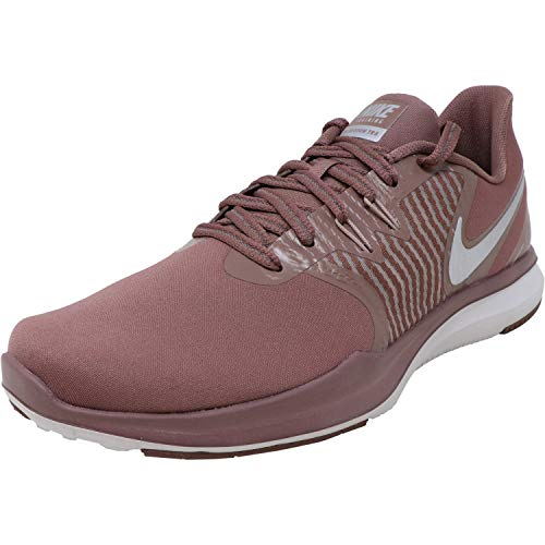 Nike Women's in-Season TR 8 Women's Training Shoes (6, Mauve/Metalic-M)