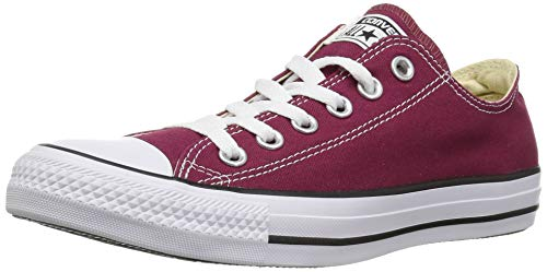 Converse Womens All Star Low Top Canvas Trainers