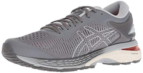 ASICS Women's Gel Kayano 25 Running Shoes, 7N, CarbonMID Grey