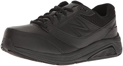 New Balance Women's Womens 928v3 Walking Shoe Walking Shoe, Black/Black, 5 B US