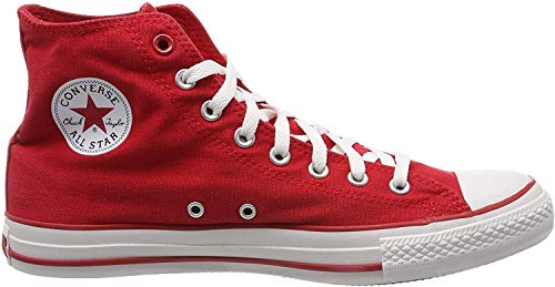 Converse All Star Hi Unisex Style: M9621C-RED Size: Mens 4 Womens 6