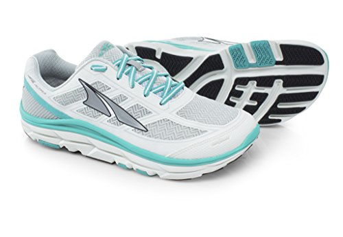 ALTRA Women's AFW1845F Provision 3.5 Running Shoe, White - 10.5 B(M) US