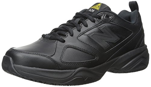 New Balance Men's MID626K2 Slip Resistant Lace-Up Shoes