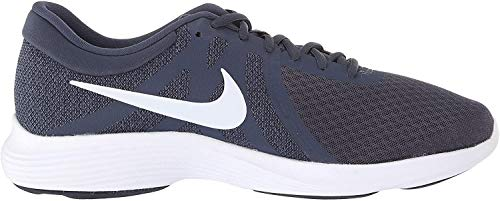 Nike Men's Competition Running Shoes, Multicolour (Thunder Blue/Football Grey/Obsidian 402), Women 2