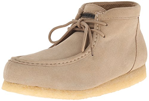 Roper Mens Casual Footwear Sand Suede Leather Chukka Boots 14D