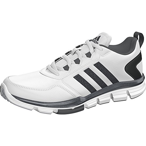 adidas Speed Trainer 2 Slt White/Carbon X-Trainer Shoes 10.5