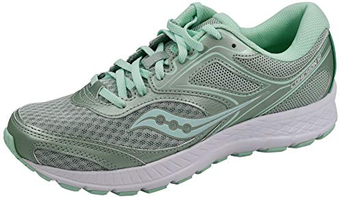 Saucony Women's Competition Running Shoes, Green Verde 11, 5 UK