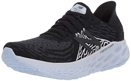 New Balance Women's Fresh Foam 1080 V10 Running Shoe, Black/Outerspace, 9 M US