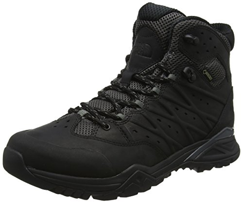 The North Face Men's Hedgehog Hike II Mid Gore-Tex - TNF Black & Graphite Grey - 10