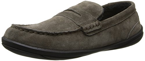 Hush Puppies Men's Cottonwood, Gray, 13 M US