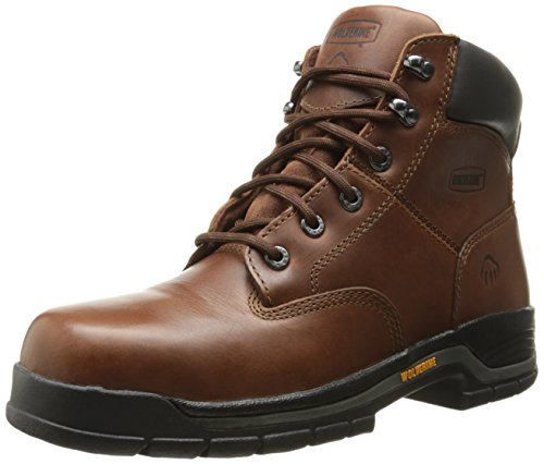 Wolverine Men's Harrison Lace-Up 6' Work Boot