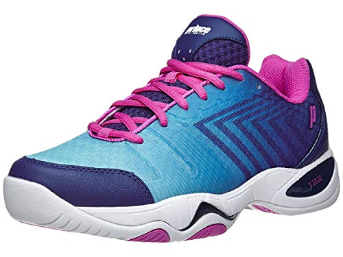 Prince T22 Lite Oc/Wh/Pk Women's Shoes 7.0