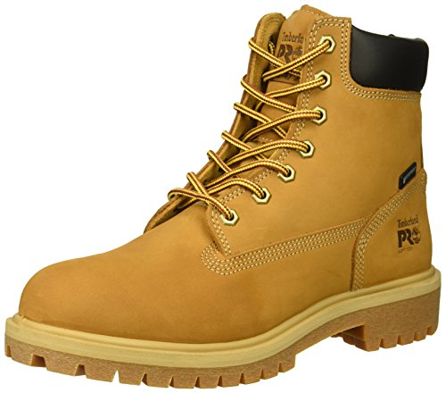 Timberland PRO Women's Direct Attach 6' Soft Toe Waterproof Industrial Boot