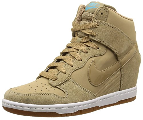 Nike Womens Dunk Sky Hi Essential Casual Shoes
