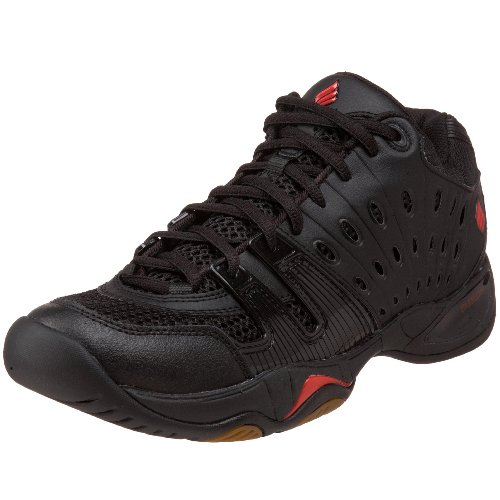 Prince Men's T-22 MID, Black/Red