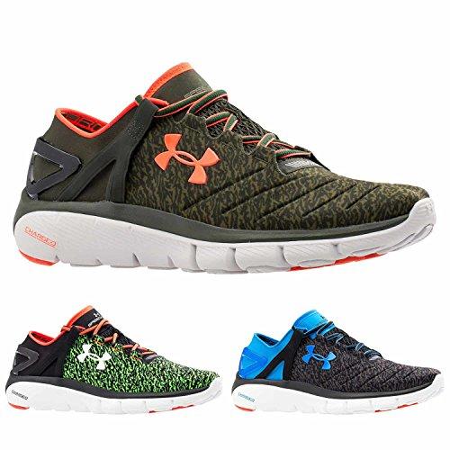 Under Armour Men's UA Speedform Apollo Twist Running Shoes 7.5 White…