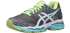 Asics Women's Gel-Nimbus 18 - Shoes for Narrow and High Arched Feet