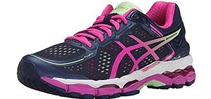 Asics Women's Gel Kayano 22 - Shoe for Narrow and Flat Feet