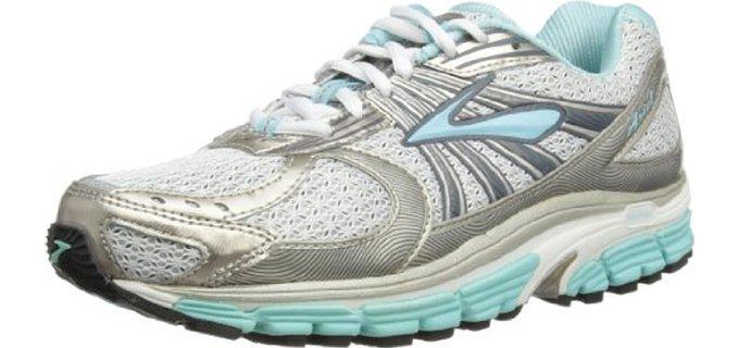 Brooks Women's Ariel 12 - Athletic Shoe for Wide Flat Feet