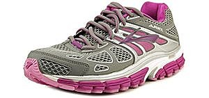 Brooks Women's Ariel - Wide Width Running Shoe for Flat Feet