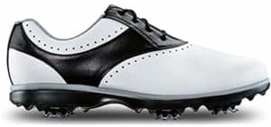 FootJoy Emerge Women's Golf Shoes - 93919 White/Black - 8 Medium 1 of 2
