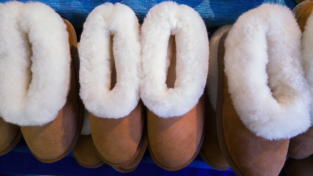 Boot Style Slippers